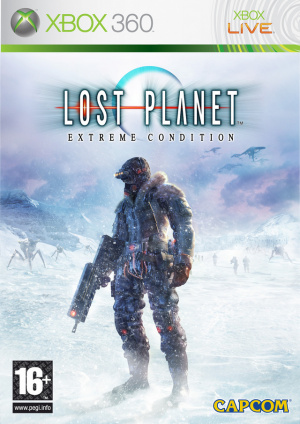 Lost Planet : Extreme Condition sur 360