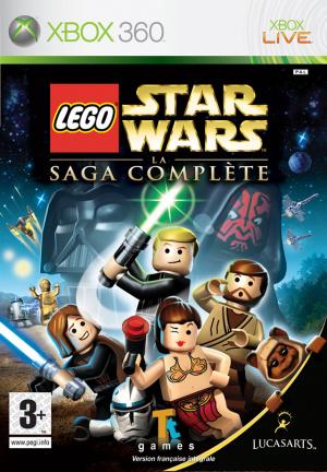 LEGO Star Wars : La Saga Complète sur 360
