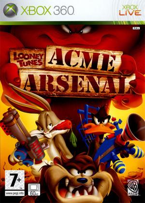 Looney Tunes : Acme Arsenal sur 360