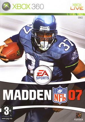 Madden NFL 07 sur 360