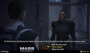 Images : Mass Effect nous titille la rétine