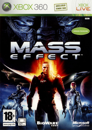 Mass Effect sur 360
