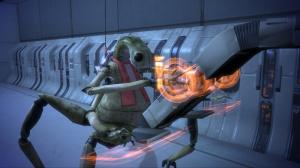 Images : les aliens de Mass Effect