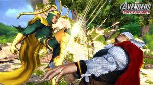 E3 2012: Premières images de Marvel Avengers: Battle for Earth