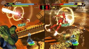 GC 2012 : Images de Marvel Avengers - Battle for Earth