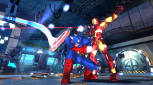 GC 2012 : Images de Marvel Avengers - Battle for Earth