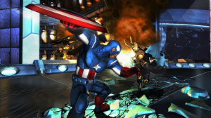 Images de Marvel Avengers : Battle for Earth