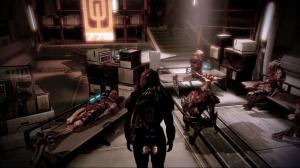Détails sur la version PS3 de Mass Effect 2