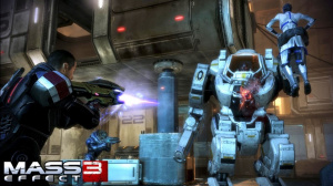 GC 2011 : Images de Mass Effect 3