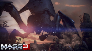 GC 2011 : Images de Mass Effect 3