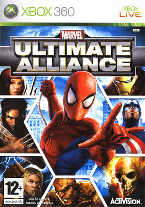 Marvel Ultimate Alliance sur 360