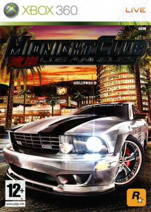 Midnight Club : Los Angeles sur 360