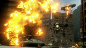 Présentation E3 2007 : Mercenaries 2 World In Flames