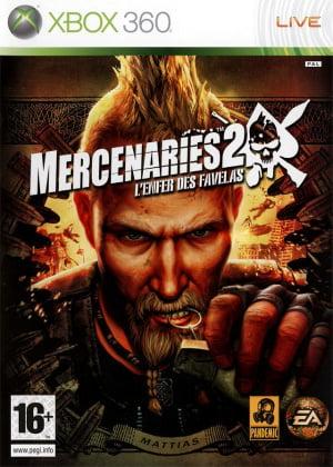 Mercenaries 2 : L'Enfer des Favelas sur 360