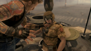 Mercenaries 2 en démo