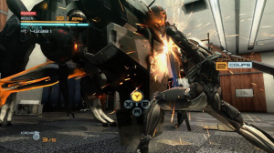 2013 – Metal Gear Rising Revengeance : L'infiltration n'a plus sa place