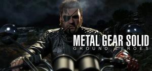 Jaquette de TGS 2013 - Metal Gear Solid : Ground Zeroes sur 360