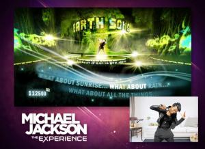 GC 2010 : Une image et des chansons pour Michael Jackson : The Experience