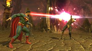 CG 2008 : Mortal Kombat vs DC Universe