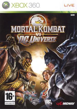 Mortal Kombat vs DC Universe sur 360