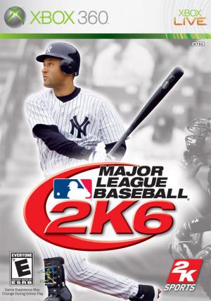 Major League Baseball 2K6 sur 360