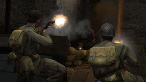 Images : Medal Of Honor Airborne  atterrit