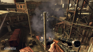 E3 2007 : Medal Of Honor Airborne touche le sol