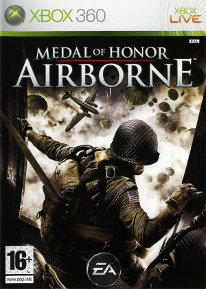 Medal of Honor : Airborne sur 360