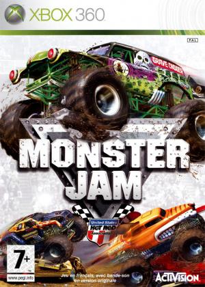 Monster Jam (Xbox 360)