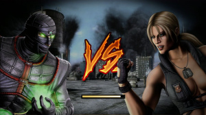 Mortal Kombat en édition Komplete
