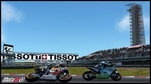 Une démo pour MotoGP 13
