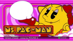Ms. Pac-Man sur 360