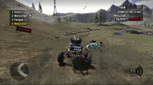MX vs ATV : Extreme Limite