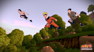 GC 2008 : Naruto : The Broken Bond