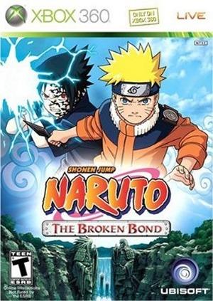 Naruto : The Broken Bond sur 360