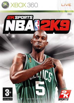 NBA 2K9 sur 360