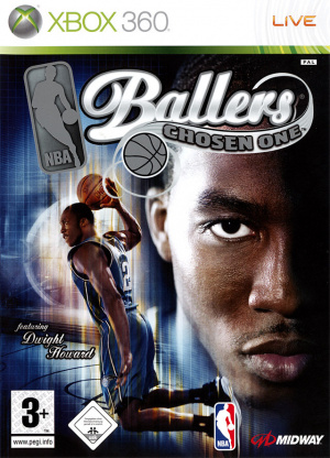 NBA Ballers : Chosen One sur 360
