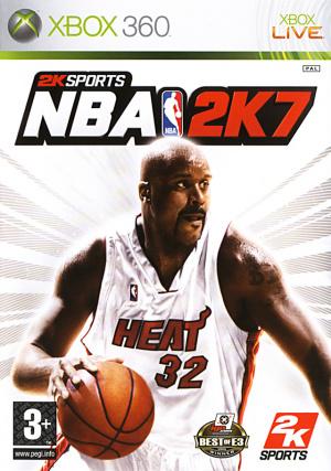NBA 2K7 sur 360