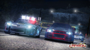 Images : Need For Speed Carbon sur Xbox 360