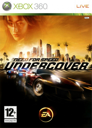 Need for Speed Undercover sur 360