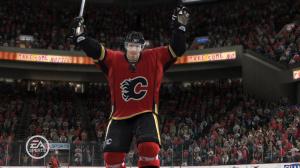 E3 2008 : Images de NHL 09