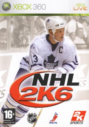 NHL 2K6 sur 360