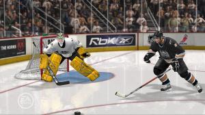 Images : NHL 07 se laisse glisser