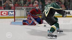 Images : NHL 07 en sirotant un Ice Tea