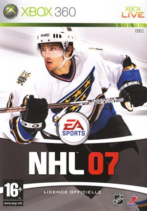 NHL 07 sur 360