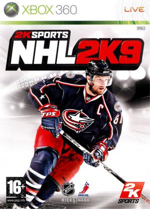 NHL 2K9 sur 360