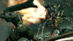 Des images et une démo pour Ninja Blade