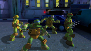Activision annonce (encore) un jeu basé sur les Tortues Ninja