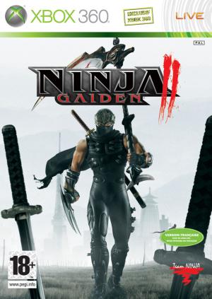 Ninja Gaiden II sur 360