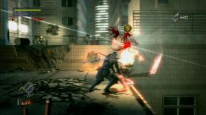 Ninja Blade en avril, la démo en mars
